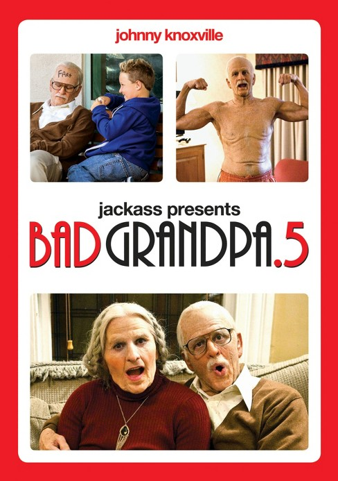 Jackass Presents: Bad Grandpa .5 [Includes Digital Copy] [UltraViolet] [Blu-ray] - image 1 of 1