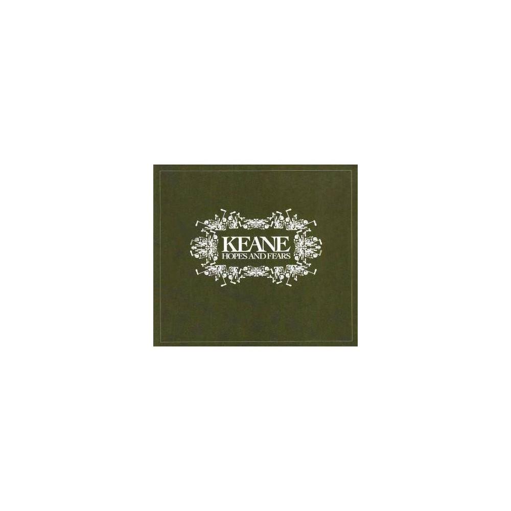 Keane Hopes And Fears Lp Reissue Vinyl
