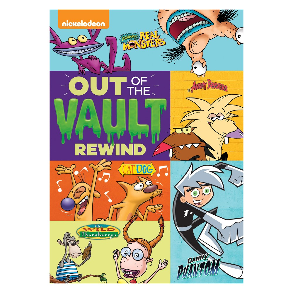 Out of the Vault Rewind (Dvd)