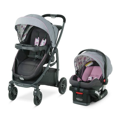 Graco Modes Bassinet Travel System - Carlee