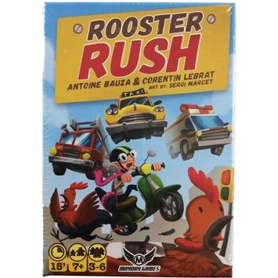 Rooster Rush (Kickstarter Edition) Board Game