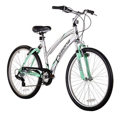 Northwoods 26  Ladies Pomona Silver/Teal