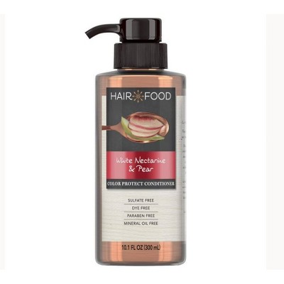 Hair Food White Nectarine & Pear Color Protect Conditioner - 10.1 fl oz