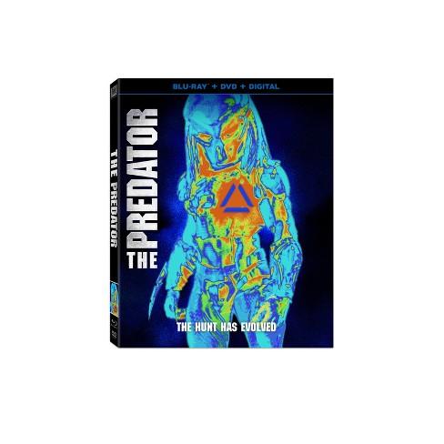 The Predator (Blu-ray + DVD + Digital) - image 1 of 2