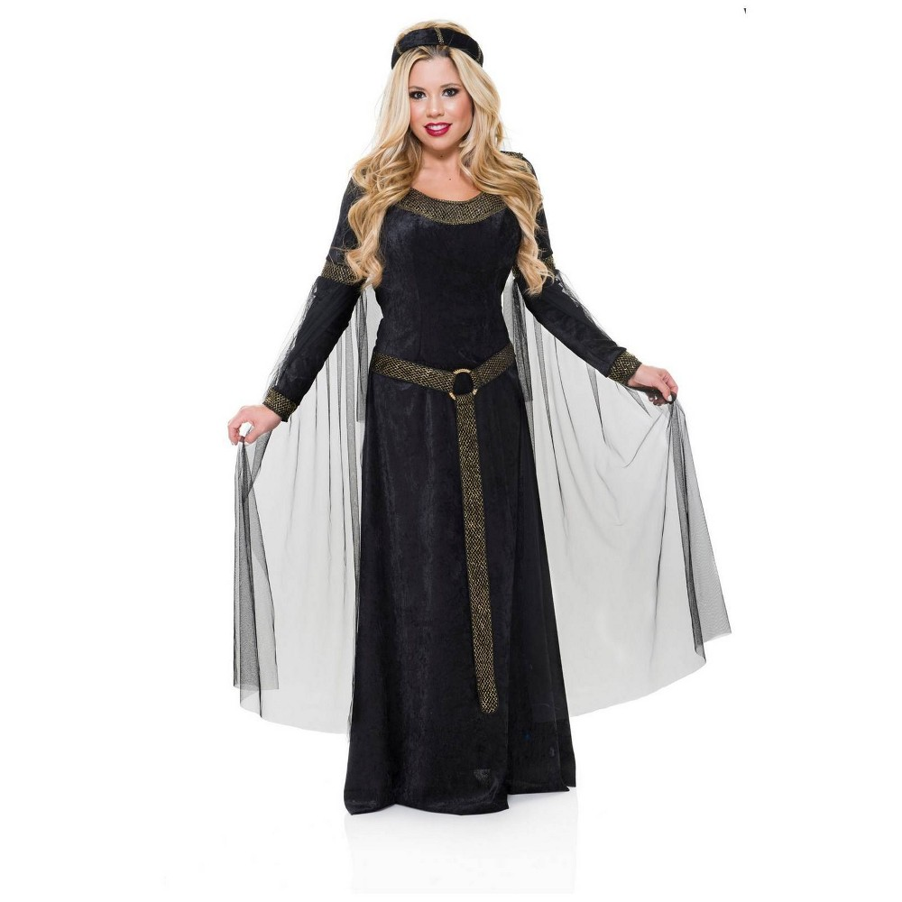 Image of Halloween Women's Renaissance Lady Halloween Costume L, Women's, Size: Large, MultiColored