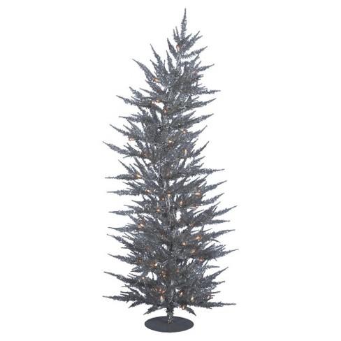 about this item - Pre Lit Slim Christmas Tree