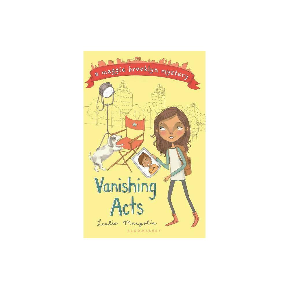 Vanishing Acts Maggie Brooklyn Mysteries By Leslie Margolis Paperback