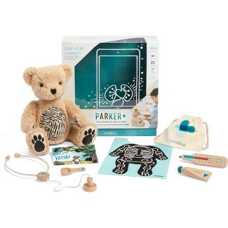 Seedling Parker Augmented Reality Bear Learning Kit
