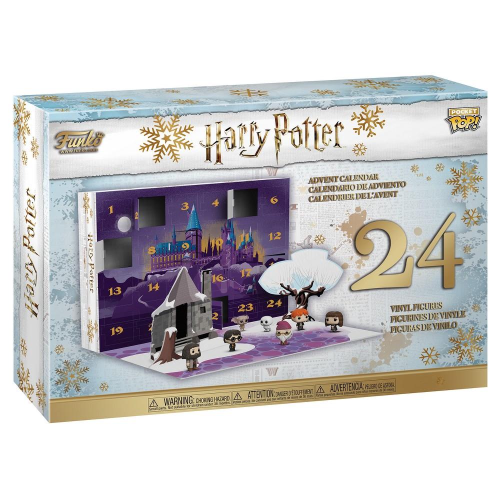 Funko Advent Calendar Harry Potter 24pc Mini Figure