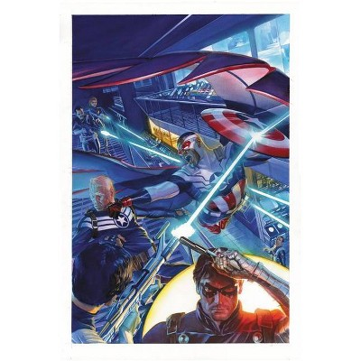 Captain America: Sam Wilson - The Complete Collection Vol. 2 - by  Nick Spencer (Paperback)