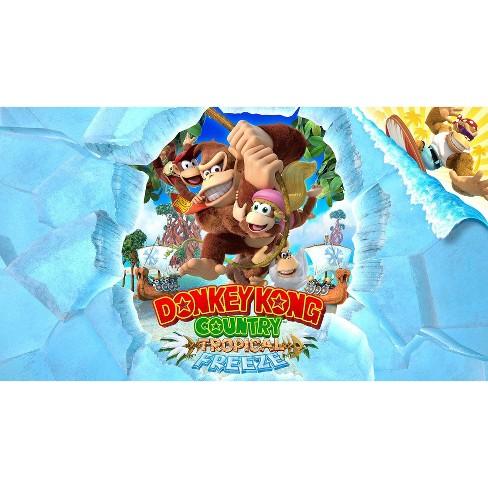 Donkey Kong Country: Tropical Freeze - Nintendo Switch (Digital) - image 1 of 4