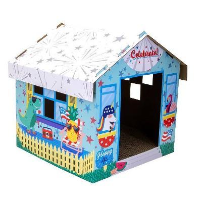Cat Scratcher House Toy - Sun Squad™