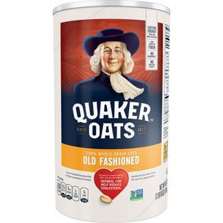 Quaker Oats Heart Healthy Old Fashioned Oats - 42oz