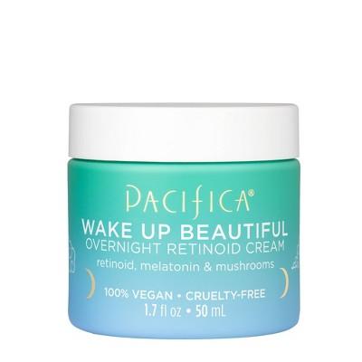 Pacifica Wake Up Beautiful Overnight Retinol Cream - 1.7 fl oz