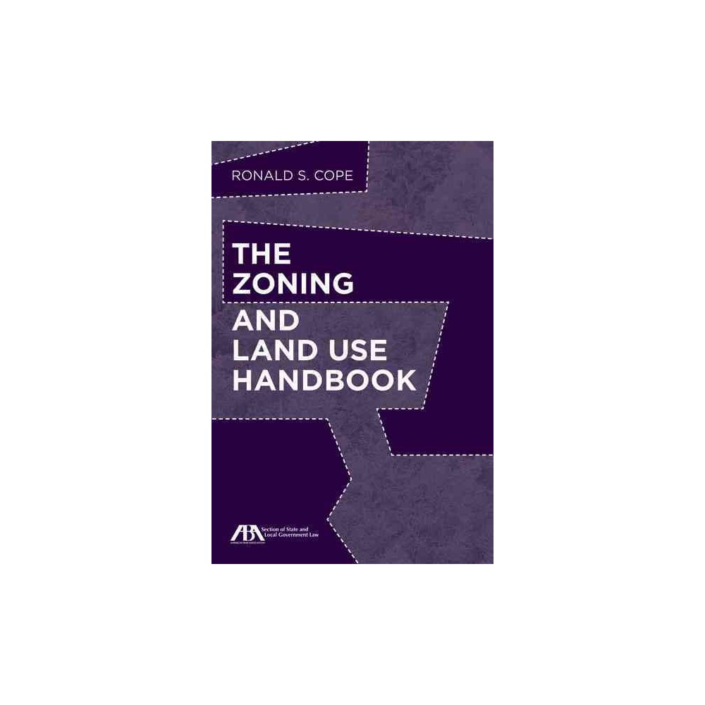 Zoning and Land Use Handbook (Paperback) (Ronald S. Cope)