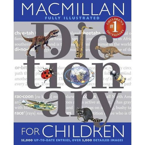 MacMillan Dictionary for Children - (Hardcover) - image 1 of 1