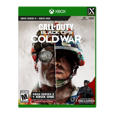 Call of Duty: Black Ops Cold War - Xbox Series X/Xbox One