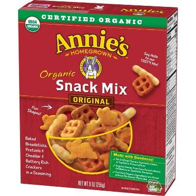 Annie's Organic Original Snack Mix - 9oz