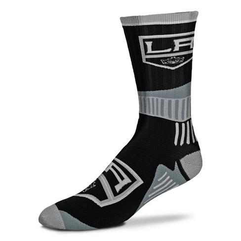 NHL Los Angeles Kings Adult Male Casual Socks - L - image 1 of 1