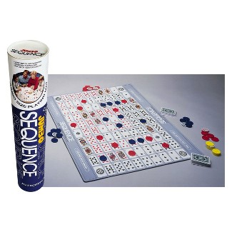 Jumbo Sequence In A Tube Game : Target