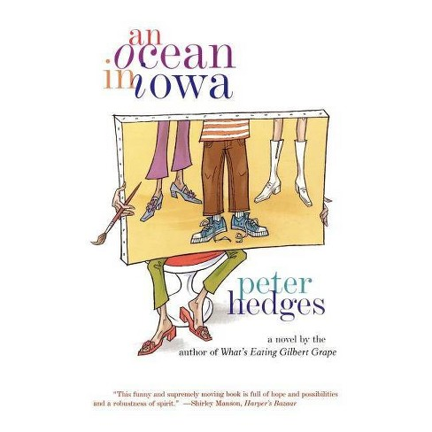 An Ocean in Iowa - by  Peter Hedges (Paperback) - image 1 of 1