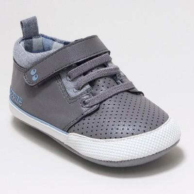 17b3879c6729a Baby Boys  Surprize by Stride Rite® Ben Sneaker Mini Shoes - Grey