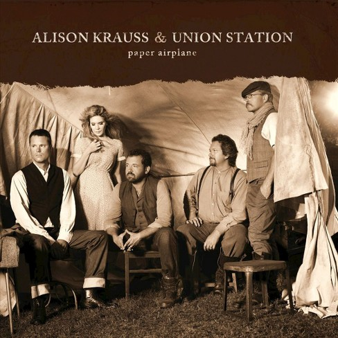 Alison Krauss & Union Station - Paper Airplane (CD) - image 1 of 1
