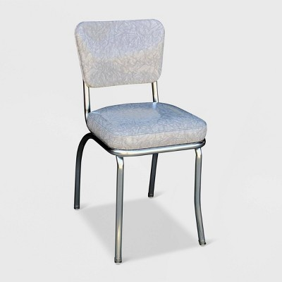 Diner Chair Cracked Ice Gray - Richardson Seating