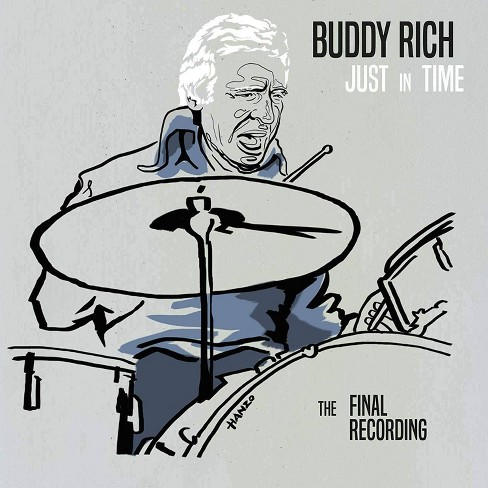 Rich buddy - Just in time - the final recording (Vinyl) - image 1 of 1