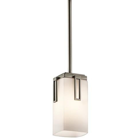 Kichler 42432 Leeds Single-Bulb Indoor Pendant - image 1 of 2