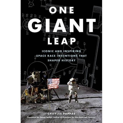 One Giant Leap - by  Charles Pappas (Hardcover) - image 1 of 1