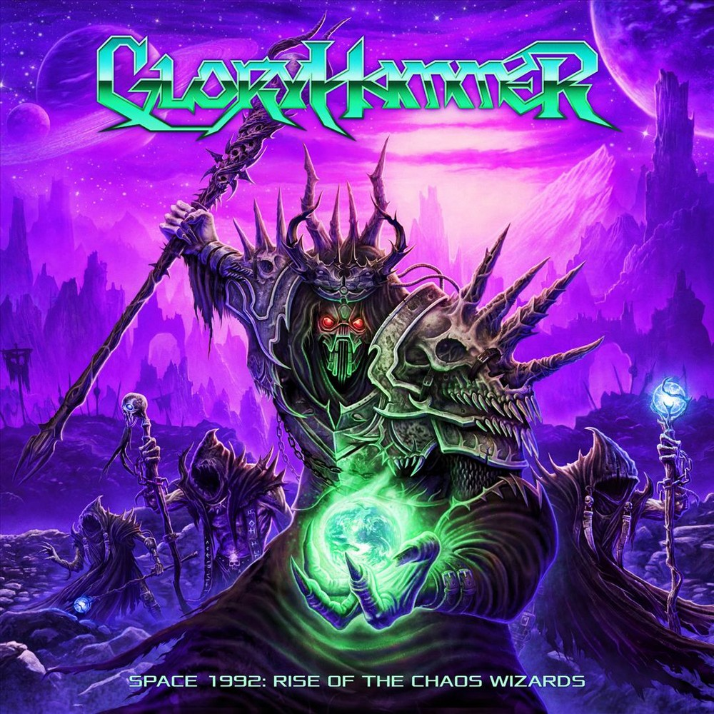Gloryhammer - Space 1992:Rise Of The Chaos Wizards (CD)