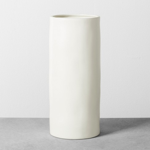 Vase Large White - Hearth & Hand™ with Magnolia - image 1 of 3