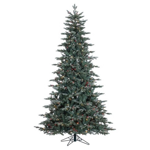 About this item - 7.5ft Colorado Blue Spruce Tree Full Artificial... : Target