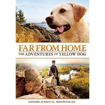 Far From Home: The Adventures Of Yellow Dog (DVD)(2011)