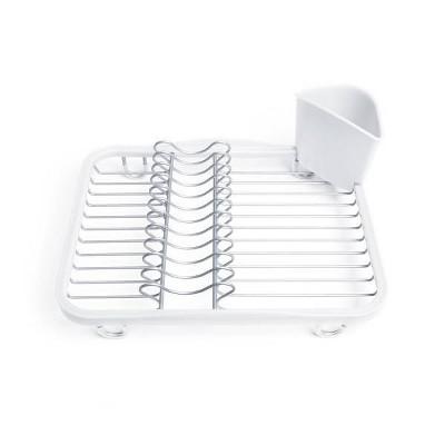 Plastic Sinkin In-Sink Dish Rack White - Umbra