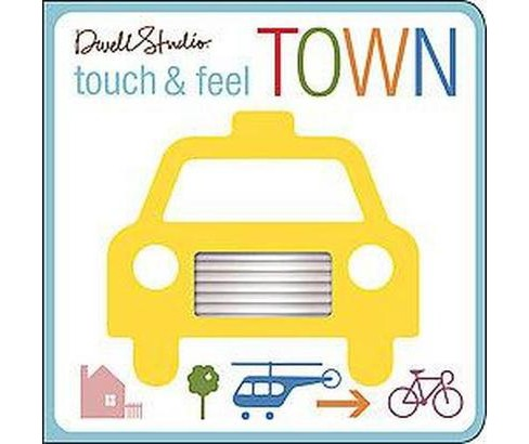 Touch and Feel Town (Board) by Studio Dwell - image 1 of 1
