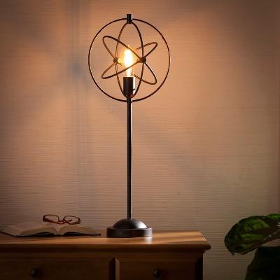 Beau Belenus Orb Table Lamp   Brushed Bronze   Aiden Lane : Target