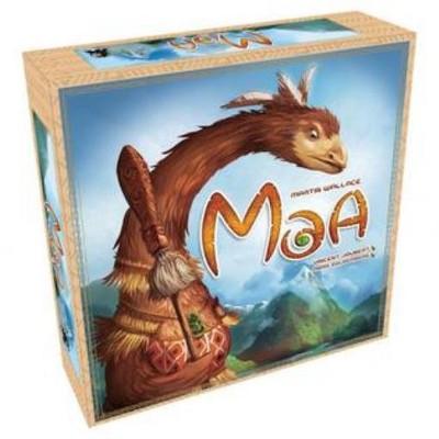 Moa (Kickstarter Edition) Board Game