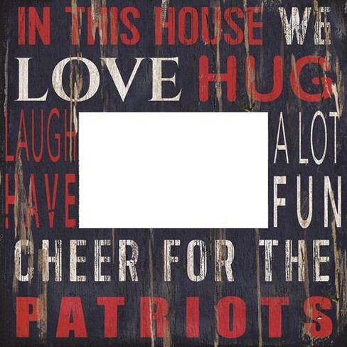NFL Fan Creations 10x10 in. This House Frame - image 1 of 1