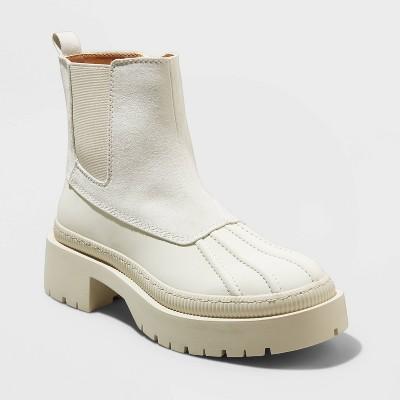 Women's Ella Chelsea Duck Boots - Universal Thread™