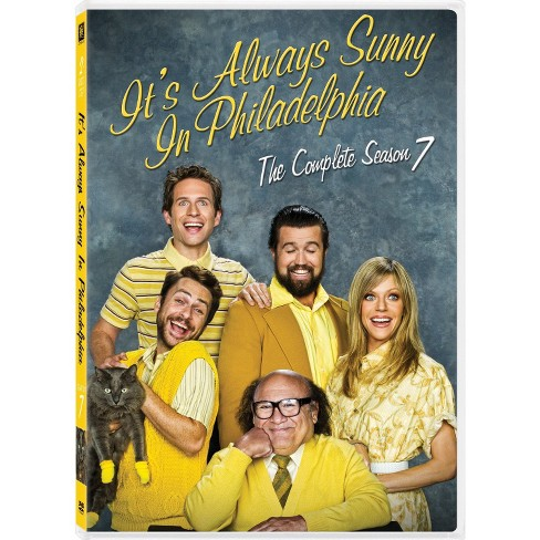 It's Always Sunny in Philadelphia: The Complete Season 7 (2 Discs) (dvd_video) - image 1 of 1