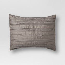 Raw Edge Quilted Sham - Threshold™