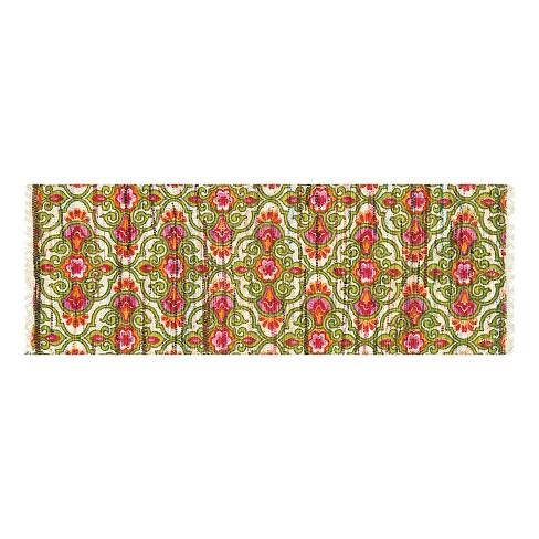 "Loloi Aria Accent Rug - Red (1'9""X5') - image 1 of 1"