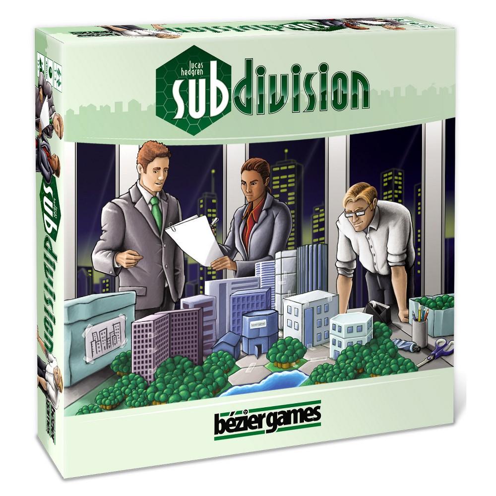 Subdivision Game, Board Games
