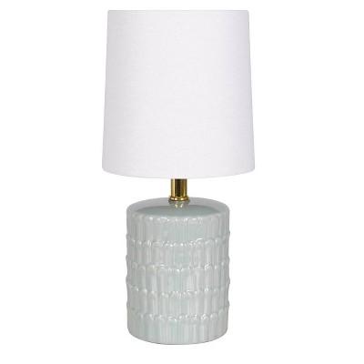 Ceramic Mini Table Lamp Mint - Opalhouse™