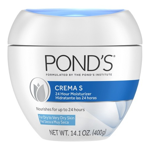 Pond's Nourishing Moisturizing Cream Crema S 14.1 oz - image 1 of 5