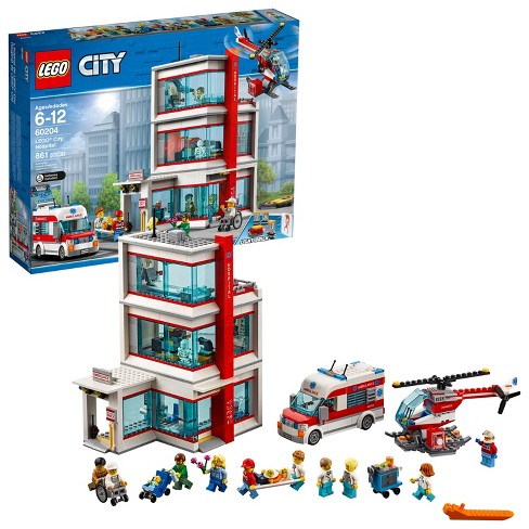 LEGO City Town Hospital 60204 - image 1 of 6