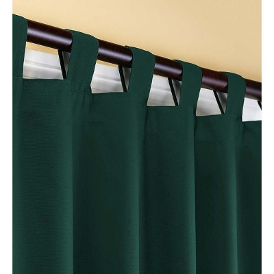 "54"" L Thermalogic Energy Efficient Insulated Tab-Top Curtains"
