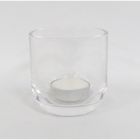 2 9 X 2 9 Tealight Votive Glass Candle Holder Clear Made By Design